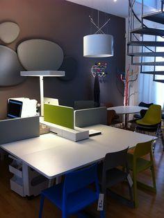 Vitra Office @ Momentum showroom June 2013