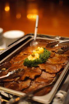 #Bauerhaus Catering #Roast Beef #Buffet