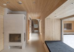 House Riihi in Finland by architects OOPEAA Office for Peripheral Architecture