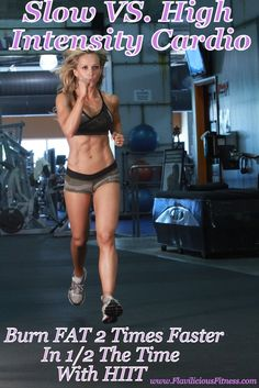 Great info on the benefits of HIIT - Good Article Very True.