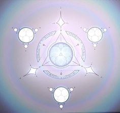 This code about the focused Intention of strengthening the mind and remaining clear with desires. Sing or chant while looking at the picture : SEE - WAI - AUM - OMAI  repeat x9