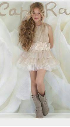 vestido ceremonia niña blanco ile ilgili görsel sonucu