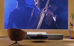 Sony's 4K Ultra Short Throw Projector Is Drool Worthy