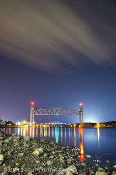 Bridges to Somewhere... Cape Cod!!!  Photo by Timothy Little,  Cape Night Photography  www.capenightphotography.com