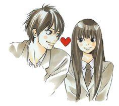Kimi ni Todoke~I <3 You