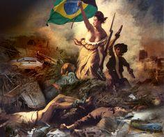 A tragédia de Mariana no Brasil / 2015