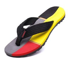 dfc9c52e29b1ca Plus Size 36-45 Couple Women Slippers Flip Flops Summer Beach soft Shoes  Slides Unisex Flats Sandals Casual Shoes Mixed Colors