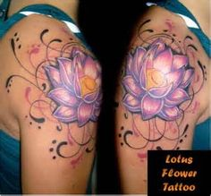 Lotus Flower Tattoos - Bing images