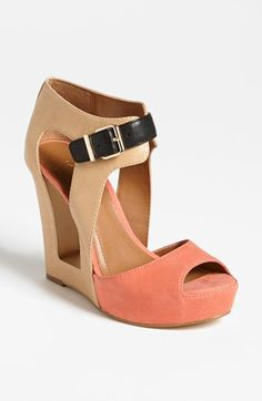 BCBGeneration 'Nadya' Wedge available at #Nordstrom