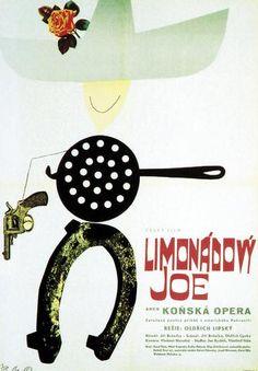 czech poster opera limon joe