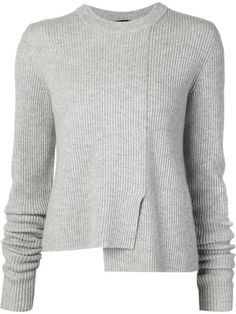 Shop Proenza Schouler asymmetric sweater in Hirshleifers from the world's best independent boutiques at farfetch.com. Shop 300 boutiques at one address.