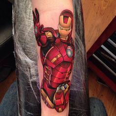 There isn't a single Mightiest Marvel Comic Tattoo Designs but infinite ideas make people fall for it. Feather Tattoo Design, Owl Tattoo Design, Feather Tattoos, Flower Tattoo Designs, Tattoo Designs Men, Bird Tattoos, Ironman Tattoo, Batman Tattoo, Fan Tattoo