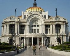 Mexico city is a cultural experience and much more beautiful than I had expected.