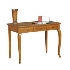 Teak wood Console Table | Modern Teak Console Tables Malaysia