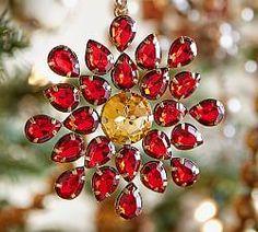 Christmas Ornaments & Christmas Tree Ornaments | Pottery Barn