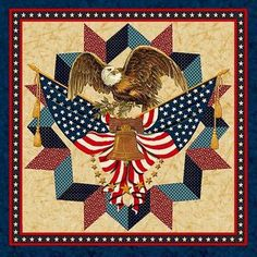 Quilts Of Valor Free Patterns | ... Category: Quilts of Valor | Product: American Valor Patriotic Panel