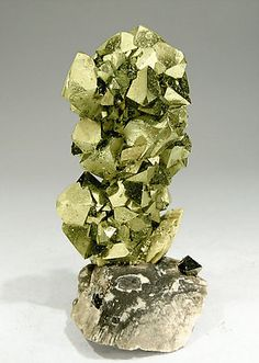 Pyrite with Siderite