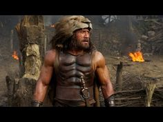Dunny picture from the new movie Hercules with Dwayne Johnson!