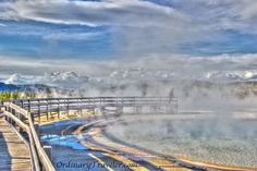 I'm in Geyser Heaven Photo Essay - Yellowstone National Park - Ordinary Traveler