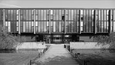 Inspiration: Arne Jacobsen's St Catherine's College | Journal | The Modern House