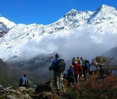 Hiking in Sikkim (1000 Places) - Sikkim, India-Home of Locomet