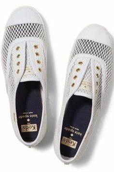 Best Bet: Keds x Kate Spade New York Champion Mesh Sneaker
