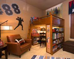 arlington texas dream room kids interior redesign 2013