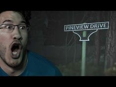 SCARY MONSTERS IN THE DARK | Passing Pineview Forest - YouTube