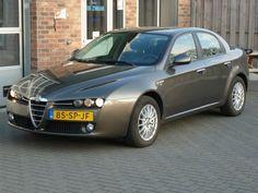 Alfa Romeo 159 1.9 JTS Distinctive