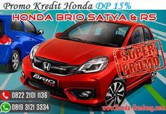 Promo Honda Brio Satya Bandung Juli 2017 Paket DP Murah, Angsuran Murah dan Kombinasi DP dan Cicilan Murah. Sales: 082221011136