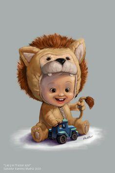 #illustration #cute #kid