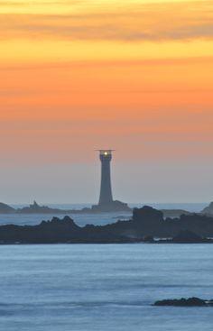 Hanois Lighthouse, Guernsey