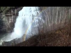 Rainbow Falls and Turtleback Falls Hike, NC