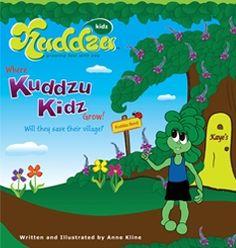 New Book from Kuddzu Kidz! Where Kuddzu Kidz Grow!