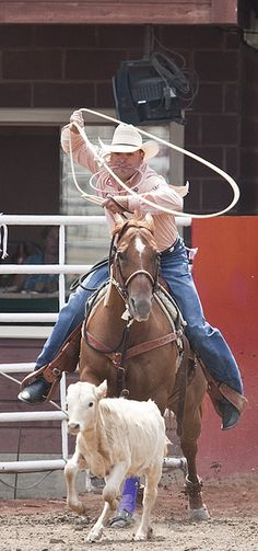 2009 Calgary Stampede by Calgary Stampede, via Flickr