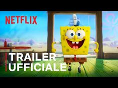 The SpongeBob Movie: Sponge on the Run | Trailer | Italian Version | Netflix Italy! Trailer, Netflix, Cinema, Guy Best Friend, Bffs, Movies, Spongebob, Movie Theater