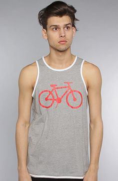 $26 The Warriors 2 Tank in Athletic Grey by Society Original Products at karmaloop.com -- Use repcode SMARTCANUCKS at the checkout for 20%OFF your purchase -- http://lovekarmaloop.com