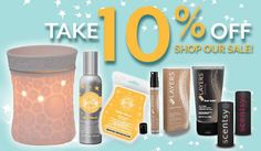 Scentsy Sale! http://kyriecheshire.scentsy.us