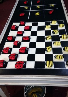 DIY #game #table