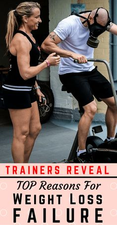 Weight loss mistakes revealed by personal trainers. Are you killing your own progress?? Learn what diet-killing mistakes you're making, and how to correct them, all by reading this article!