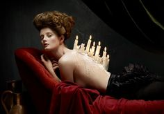 Stunning Baroque Painting-Inspired Photography - My Modern Metropolis Helen Sobiralski