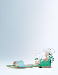Sienna Sandal AR730 Flats at Boden
