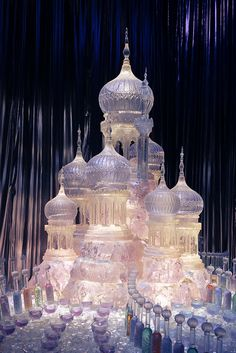 The Yule Ball Ice Sculpture by itsljp