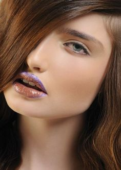 Ombre lips -  Make-up