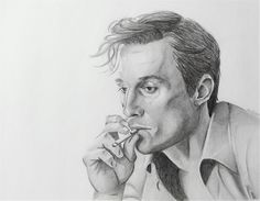 Matthew McConaughey as Rust Cohle in True Detective