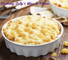 Our Grill Sergeant Dirk Yeaton's Mac & Cheese recipe is a big favorite. We've had so many requests - we wanted to make sure we shared this family tradition passed down from Dirk's own Grammy Sally!