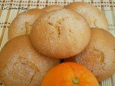 bollos de naranja