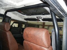 Defender 110 roll bar