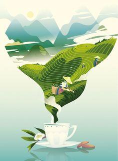 THE WAY OF TEA on Behance
