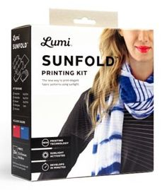 An exciting new way to print elegant patterns on any natural fabric. Takes the fuss out of tie-dye for simple fashionable looks.  *Inkodye Red 8oz bottle *Inkodye Blue 8oz bottle *Inkowash 8oz bottle *Printed instructions *2 pairs of nitrile gloves *Step-by-step video  *Inkodye...